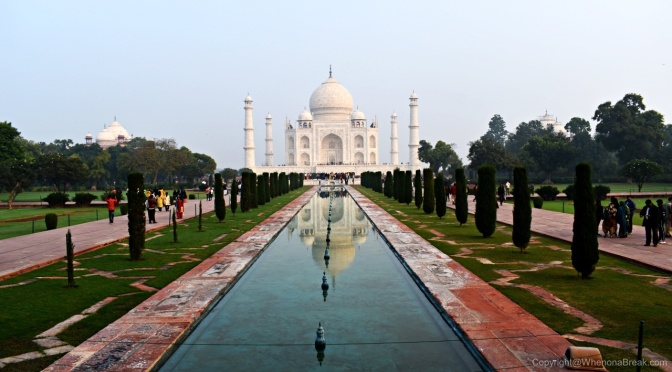 Delhi – Bharatpur – Agra